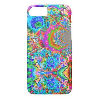 Sunflower fields forever -blue iPhone 8/7 case