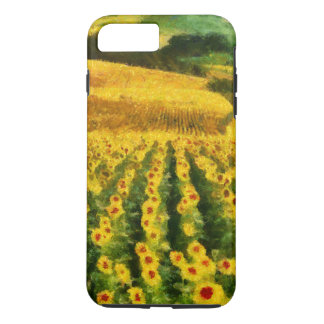 Sunflower Fields Forever iPhone 7 Plus Case