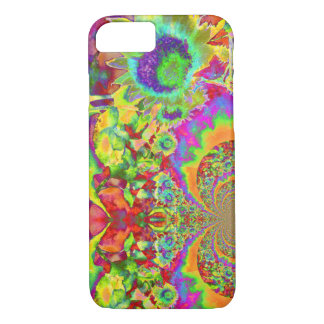Sunflower Fields Forever - orange iPhone 8/7 Case