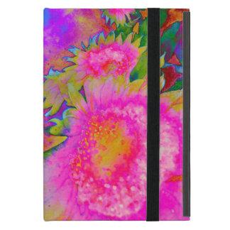 Sunflower Fields forever- pink iPad Mini Case