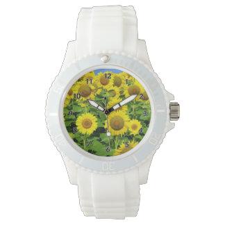 Sunflower Fields Watch