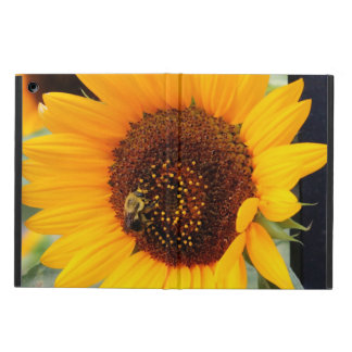Sunflower Floral Photo iPad Air Covers