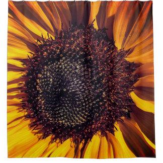 Sunflower Full Bloom Shower Curtain