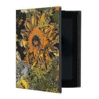 Sunflower Garden in Polished Stone Do-Do Case