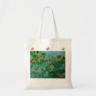 Sunflower Garden Tote Bag