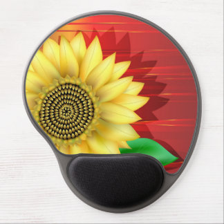 Sunflower Gel Mouse Pad