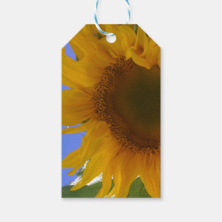 Sunflower Gift Tag (Picture is on one side only)