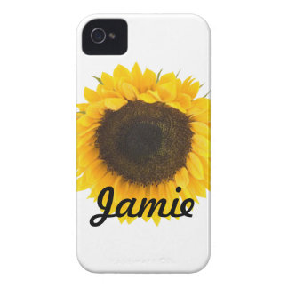 Sunflower Gifts Case-Mate iPhone 4 Case