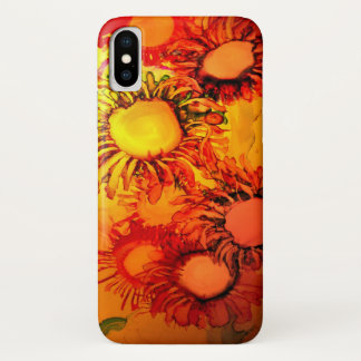 Sunflower Glow Case