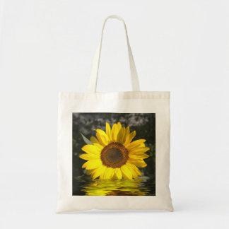 Sunflower Good Morning Sunshine Budget Tote