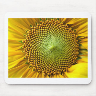 Sunflower Image Mouse Pad