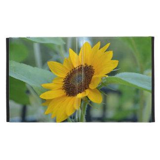 Sunflower in Bloom iPad Folio Cover