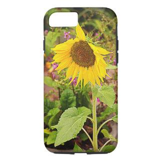 Sunflower in the Garden iPhone 7 Case