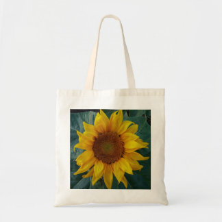Sunflower in the Spring Tote Bag