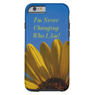 Sunflower Inspirational iPhone 6/6s Case