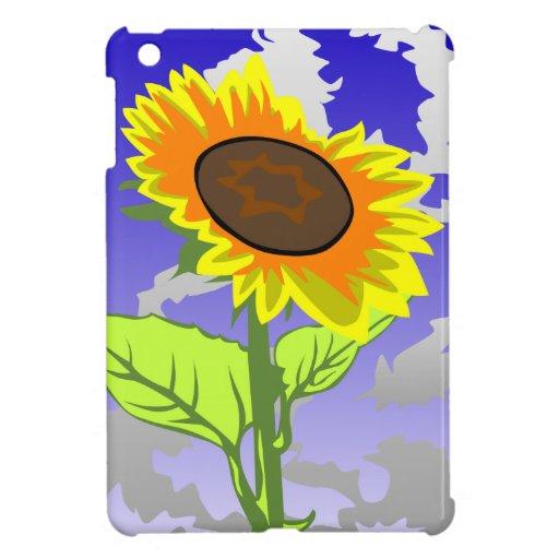 Sunflower iPad Mini Cases