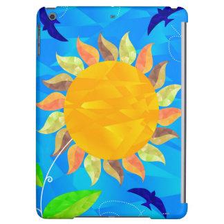 Sunflower iPad Air Covers