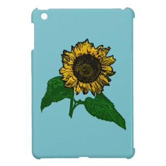 sunflower iPad mini cover