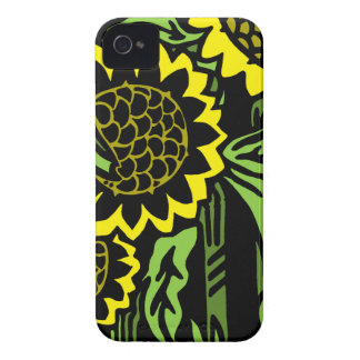 Sunflower iPhone 4 Cover