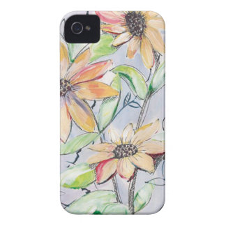 Sunflower iPhone 4 Covers