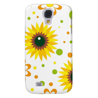 Sunflower iPhone Case 3G Samsung Galaxy S4 Covers