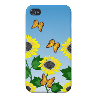 Sunflower iPhone Case 4 Cases For iPhone 4