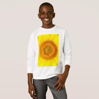 Sunflower Kid's Long Sleeve T-Shirt