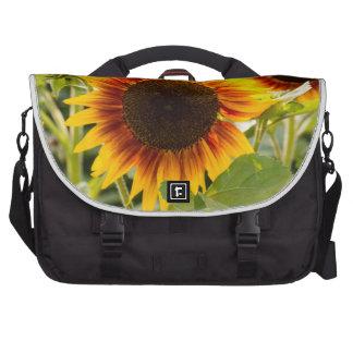 Sunflower Laptop Messenger Bag