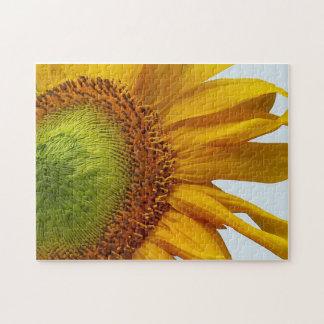 Sunflower Large Jigsaw Puzzle