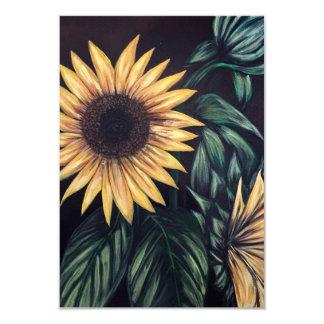 Sunflower Life Card