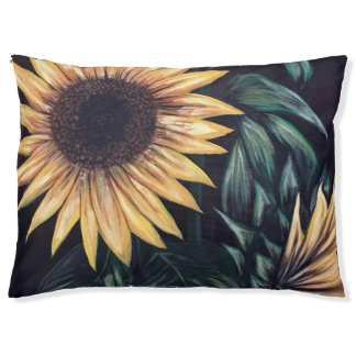 Sunflower Life Pet Bed