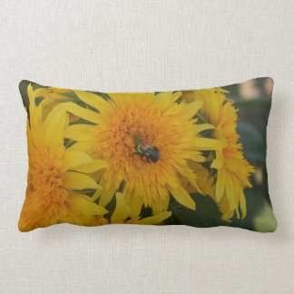 Sunflower Lumbar Cushion