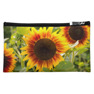 Sunflower Makeup Bags