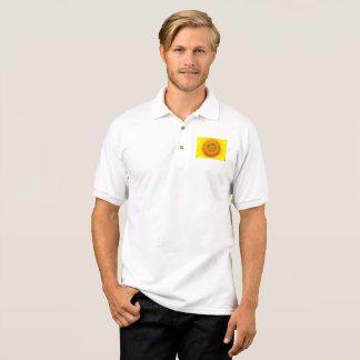 Sunflower Men's Polo Shirt