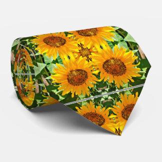 Sunflower Men's/Women's Tie
