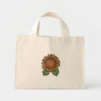 Sunflower Mini Tote Bag