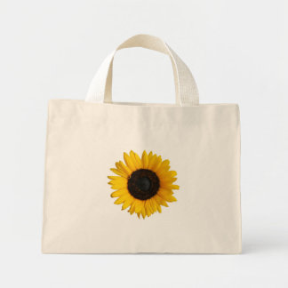 Sunflower Mini Tote Bag