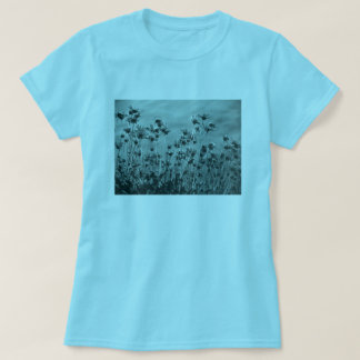 Sunflower - Monochrome Fine Art Photographs T-Shirt