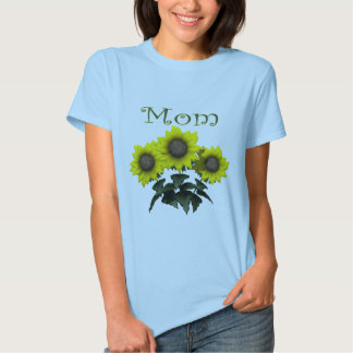 Sunflower Mothers Day Gifts Tshirts