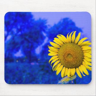 Sunflower Mousepad Horizontal