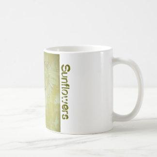 Sunflower - Mug!!! Basic White Mug