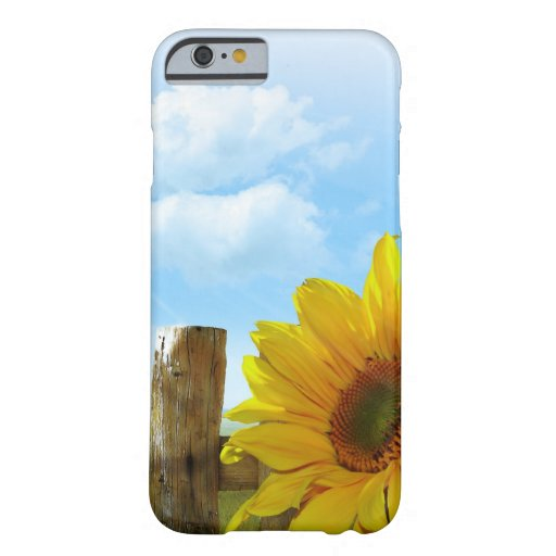 Sunflower Nature Beauty iPhone 6 Case