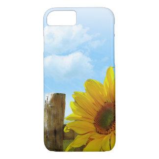 Sunflower Nature Beauty iPhone 7 Case