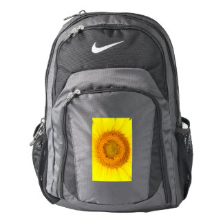 Sunflower Nike Backpack, Anthracite/Black Backpack