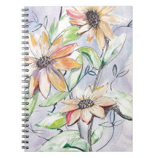 Sunflower Notebooks