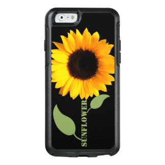 Sunflower Otterbox iPhone 6 Plus Case