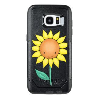 Sunflower OtterBox Samsung Galaxy S7 Edge Case