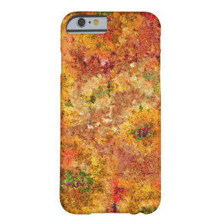 Sunflower Painting Vintage Barely There iPhone 6 Case