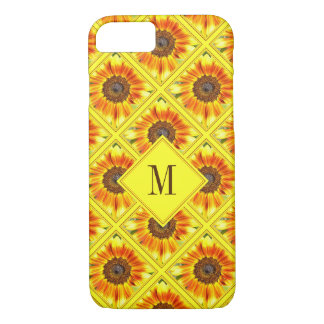 Sunflower Pattern iPhone 8/7 Case