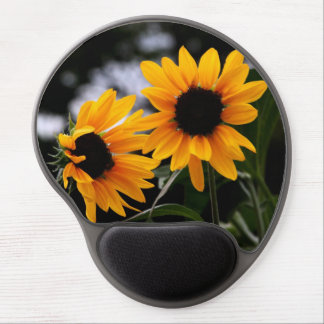 Sunflower Photo Gel Mouse Pad
